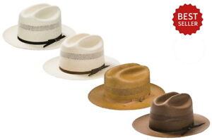 Stetson Men's Open Road Cowboy Hat, TSOPRD & SSOPRV