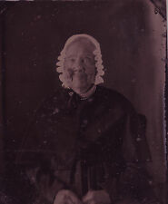 Tintype of  African American Nanny Possible slave image Ethnic, Pre-1950