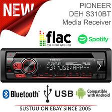 Pioneer Radio de Coche │1-din CD Sintonizador │ Media Player │ Bluetooth │ USB/