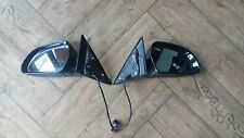 AUDI A5 SIDE VIEW MIRRORS SET LEFT RIGHT RHD FITS 08-14