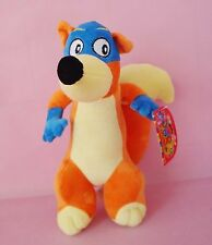 1PC 30CM DORA THE EXPLORER SWIPER THE FOX PLUSH DOLL KIDS CHILD SOFT STUFFED TOY