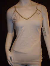 Fox Racing Fox Girl Standard Tank Top White, XL