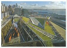 Postcard Washington State Seattle Olympic Sculpture Park MINT