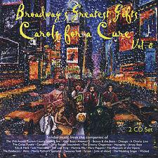 Broadway's Carols for a Cure V8 -VAR (2CD) POPPINS WICKED LION Q KIKI ALTAR RENT