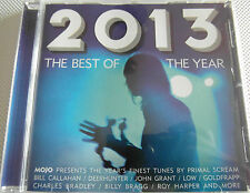 Mojo Presents - Best Of 2013 Year ( CD 2013 ) Used very good