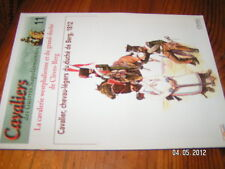 Osprey Cavalier Guerre Napoléon n°11 Cavalerie Westphal