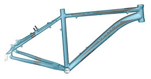 Force Virtus Aluminium Frame disc + v-brake Blue 44cm MTB 26 ""