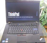 Lenovo ThinkPad T520 15.6 Laptop Intel Core i5 2.5GHz 4GB 320GB WIN 7 PRO OFFICE