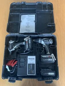 Cordless Impact Driver And Drill Driver