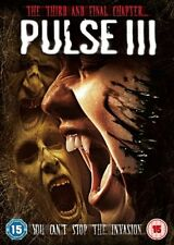 Pulse III (DVD) (NEW AND SEALED)
