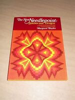 The New Needlepoint: Stitches and Design by Margaret Boyles VG+