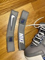 Men's Nike Zoom LeBron II 2 All Star Cool Grey White Royal Size 11 NBA Finals