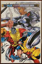 Uncanny X-Men #325 Marvel Dynamic Forces Signed by STAN LEE and Tom DeSanto #292