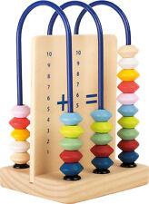Kleine Rechenschleife Zählen Rechnen lernen Feinmotorik Zahlen Kinder