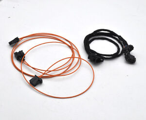 Optical Fibre Cable cd changer Connect  SET for Audi Media Interface AMI MMI 2G