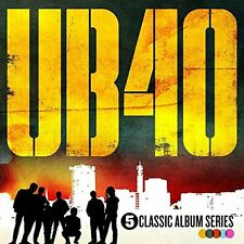 UB40 - 5 CLASSIC ALBUMS: 5CD ALBUM SET (October 16 2015)