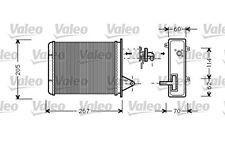 VALEO Radiador de calefacción FIAT PALIO SIENA STRADA 812283