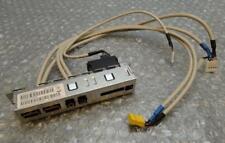 HP PRO 3405 (MT) ANTERIORE Multi Media Card Reader, USB, audio, pannello LED 657122-001