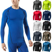 TSLA Tesla MUD01 Cool Dry Long Sleeve Compression Shirt