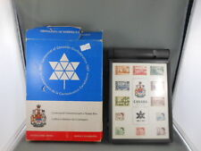 CENTENNIAL OF CANADIAN CONFEDERATION 1867-1967 STAMP BOX