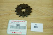 Kawasaki KMX 125 13144-1071 SPROCKET-OUTPUT,14T Genuine NEU NOS xx5630