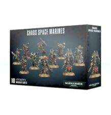 Chaos Space Marines - Warhammer 40k - Games Workshop - Unopened