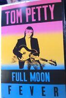 Tom Petty Full Moon Fever Poster