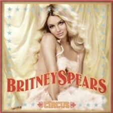 Britney Spears Circus CD 14 Track European Jive 2008