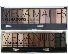 Technic Mega Mattes 12 shade + Mega Nude Eyeshadow Pallet 12 shades **SEALED**