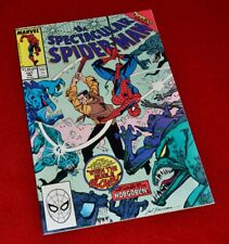 SPECTACULAR SPIDER-MAN Comic #147 should grade 9.6 not CGC 2/88, 1st HOBGOBLIN