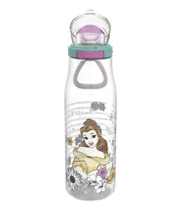 Zak Designs Disney Princess Belle Water Bottle 25 OZ