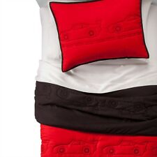 Disney Cars FULL/QUILT Quilt Shams-FULL Sheets Set-Sweatshirt-Blanket-Pennant