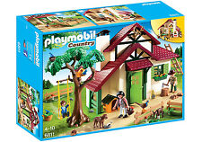 PLAYMOBIL 6811 Country Forsthaus Neu/ovp
