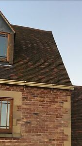 1000 Clay roof tiles - Red Lichen - Koramic Bouxwiller -More available if needed