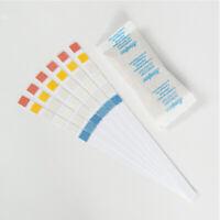 6 IN 1 Test Strips Kit PH KH GH Nitrate Nitrite Aquarium Fish Tank Test Pro #LA1