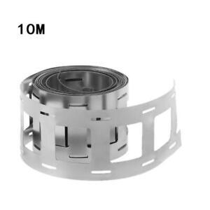 10M Battery Nickel Strip Plate Belt Tape For 18650 Battery Storage