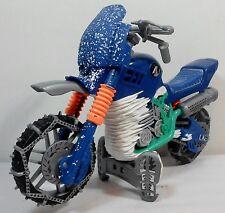 Hasbro Vtg 1999 Action Man Polar Bike Arctic Motocross - No Missiles
