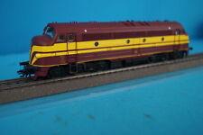 Marklin 39673 CFL Diesel Locomotive Series 1600 Red Brown DIGITAL MFX