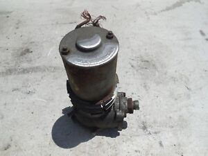 MERCEDES 220 230 250 280 SL SE BOSCH FUEL PUMP ELECTRIC 113 111 TALL 0442200007