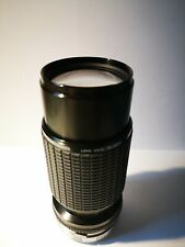 Sigma 70-210mm f4.5 Olympus Fit Lens ZOOM-K II