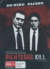 Righteous Kill - Thriller / Investigation - Robert De Niro, Al Pacino - NEW DVD