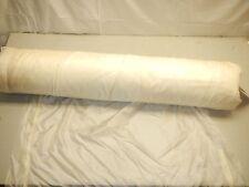 "8 YD Parachute Nylon Fabric 1.6/oz. White Military MIL-C-7020H Type IIa 36.5"""