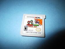 Mario & Luigi Paper Jam (Nintendo 3DS) XL 2DS Game