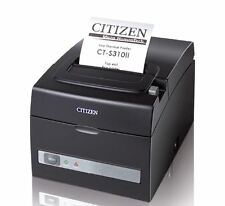 Stampante termica citizen ct-s310ii dual-se CUTTER bianco cassa Gastro