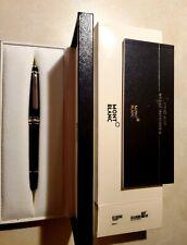 Montblanc Meisterstuck Black and Gold Trim Classique 164 Ballpoint Pen