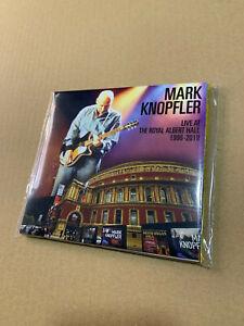 DIRE STRAITS MARK KNOPFLER 2 CD LIVE AT THE ROYAL ALBERT HALL 1996-2019