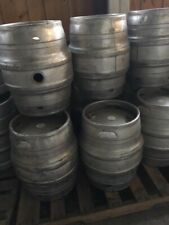 British Made Refurbished Stainless Steel Beer Cask - 12 Us Gallons