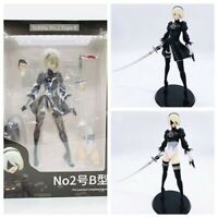NieR:Automata YoRHa No.2 Type B Sexy Girls PVC Action Figure Model Toys Doll