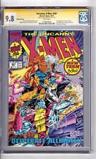 X-Men #281 CGC 9.8(SS)Portacio WP 2nd Print.1st.App.Trevor Fitzroy!Portacio C&A!