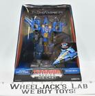 Thundercracker Titanium Die-Cast 2006 Transformers Universe Hasbro Action Figure For Sale